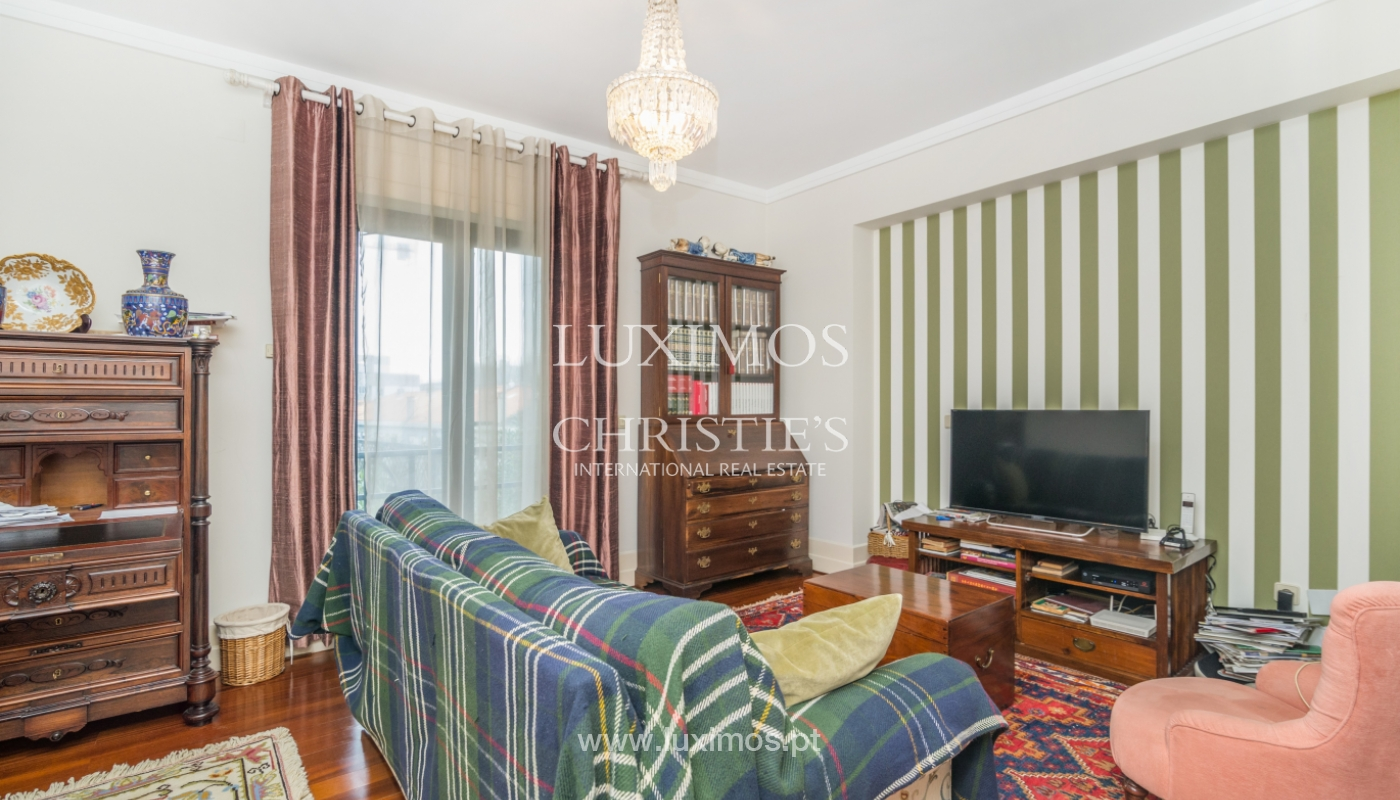 Luxury apartment, in private condominium, Foz Douro, Porto, Portugal_131746