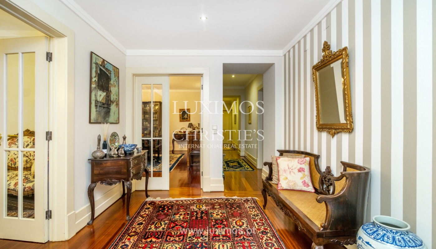 Luxury apartment, in private condominium, Foz Douro, Porto, Portugal_131752