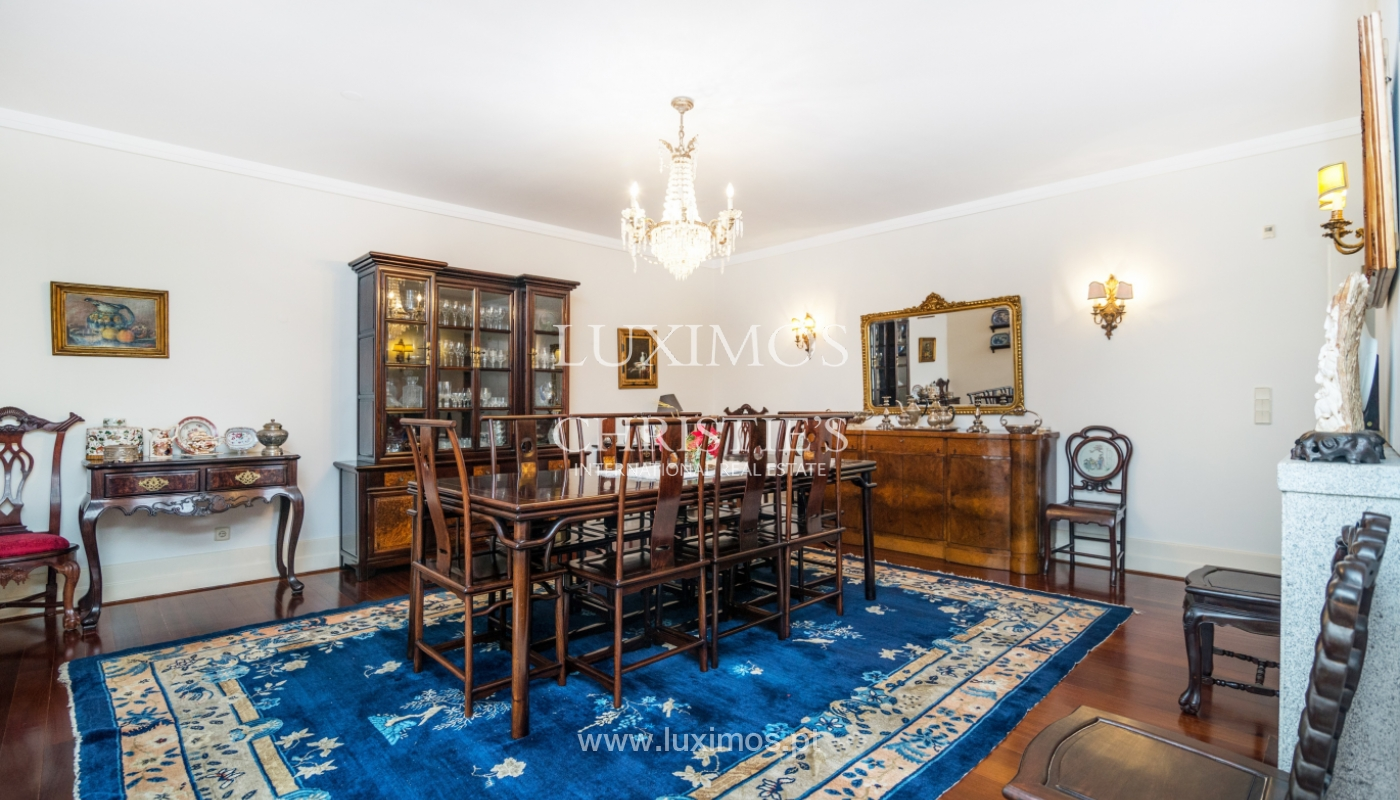 Luxury apartment, in private condominium, Foz Douro, Porto, Portugal_131755