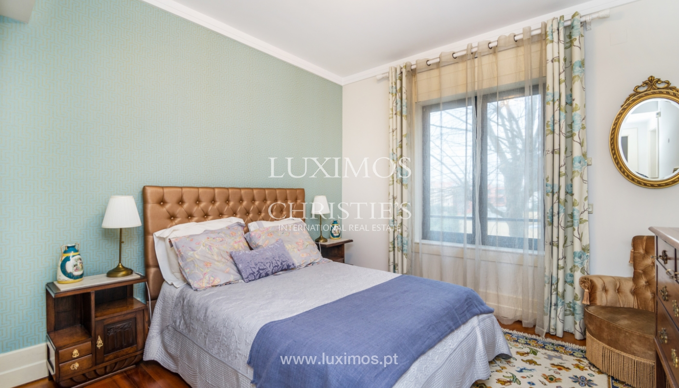 Luxury apartment, in private condominium, Foz Douro, Porto, Portugal_131756