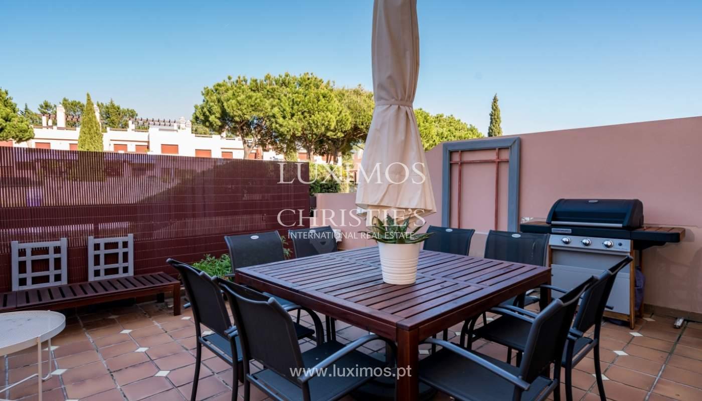 Venda de moradia em condomínio fechado em Vila Sol, Quarteira, Algarve_131761