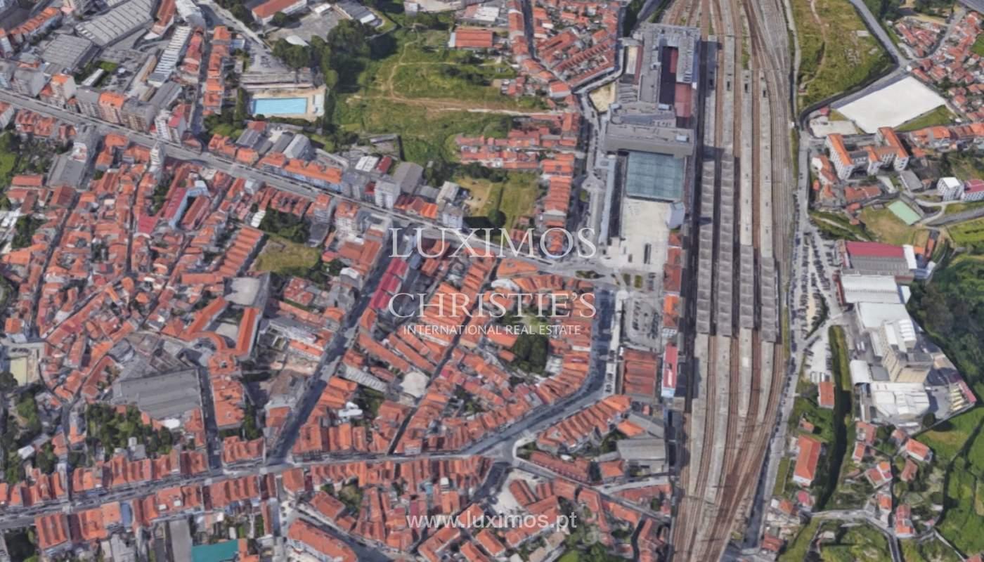 Bâtiments avec projet p/ condominium avec 12 fractions, Campanhã, Portugal_131900