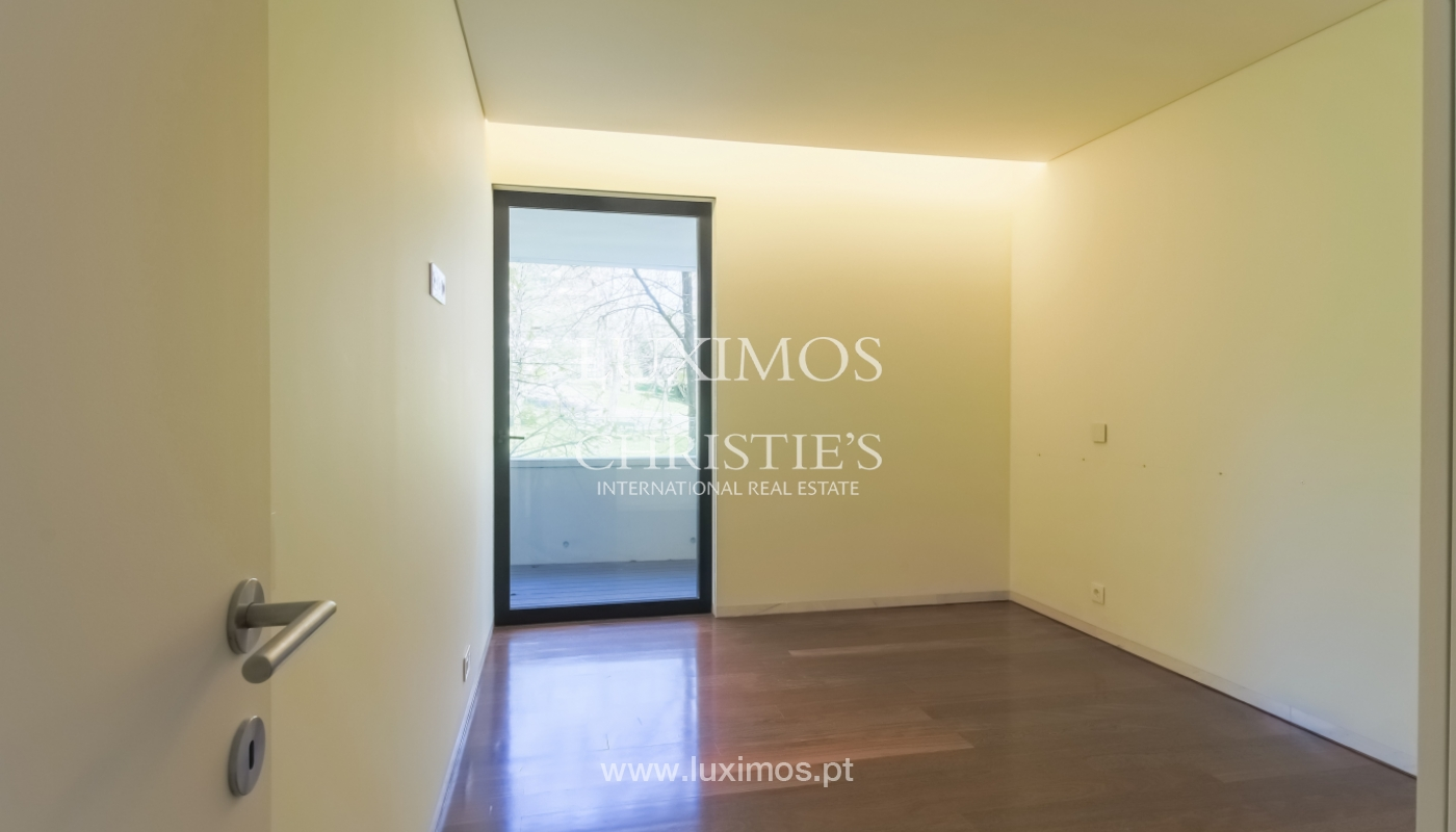 Sale of new and contemporary apartment, Foz Douro, Porto, Portugal_131909