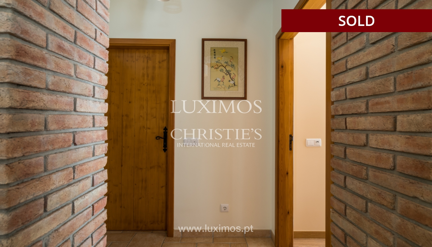 The sale of a house with a swimming pool in São Brás de Alportel, in the Algarve_132008