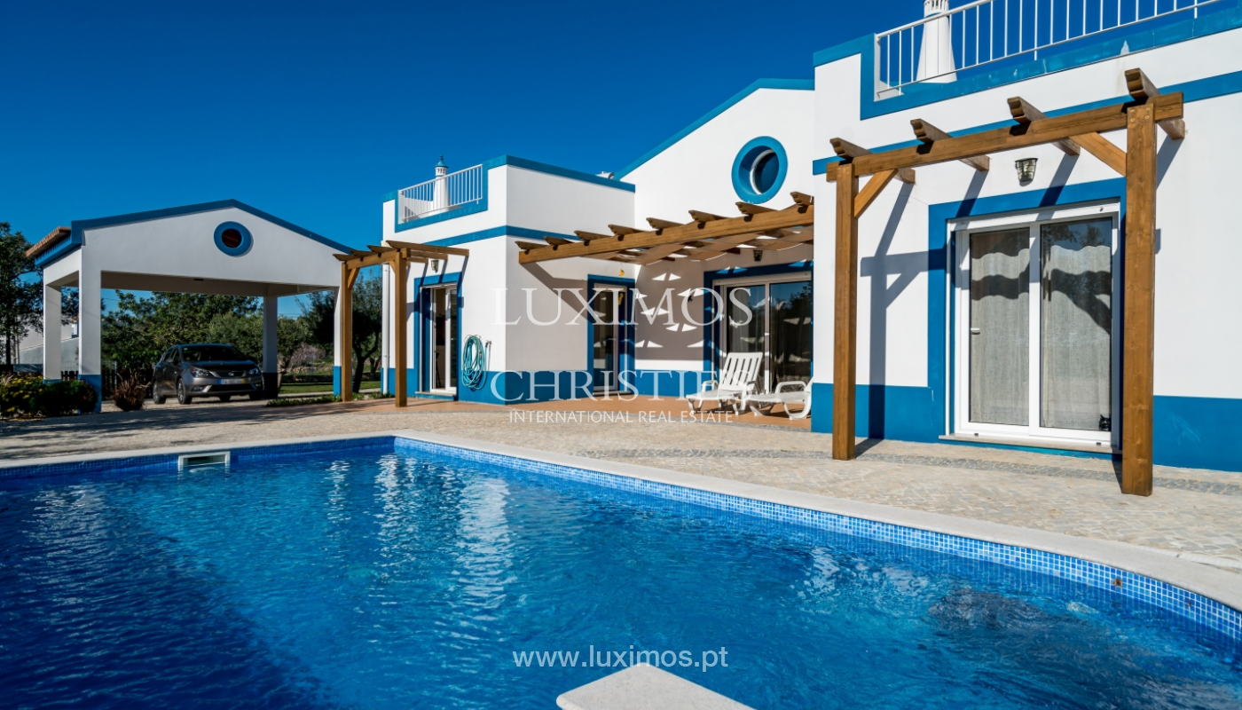 Sale of villa with pool in São Brás de Alportel, Algarve, Portugal_132019