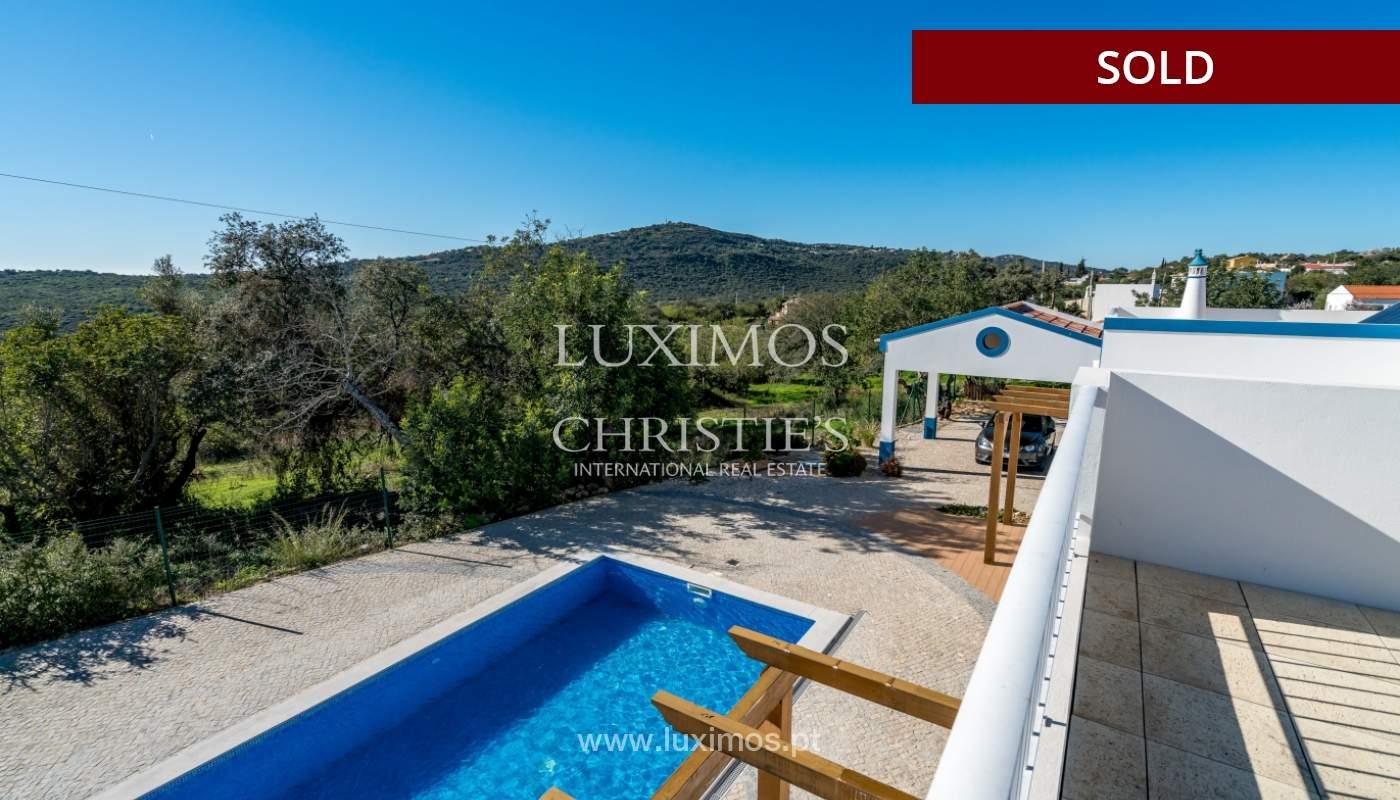 Casa con piscina, en São Brás de Alportel, Algarve_132027