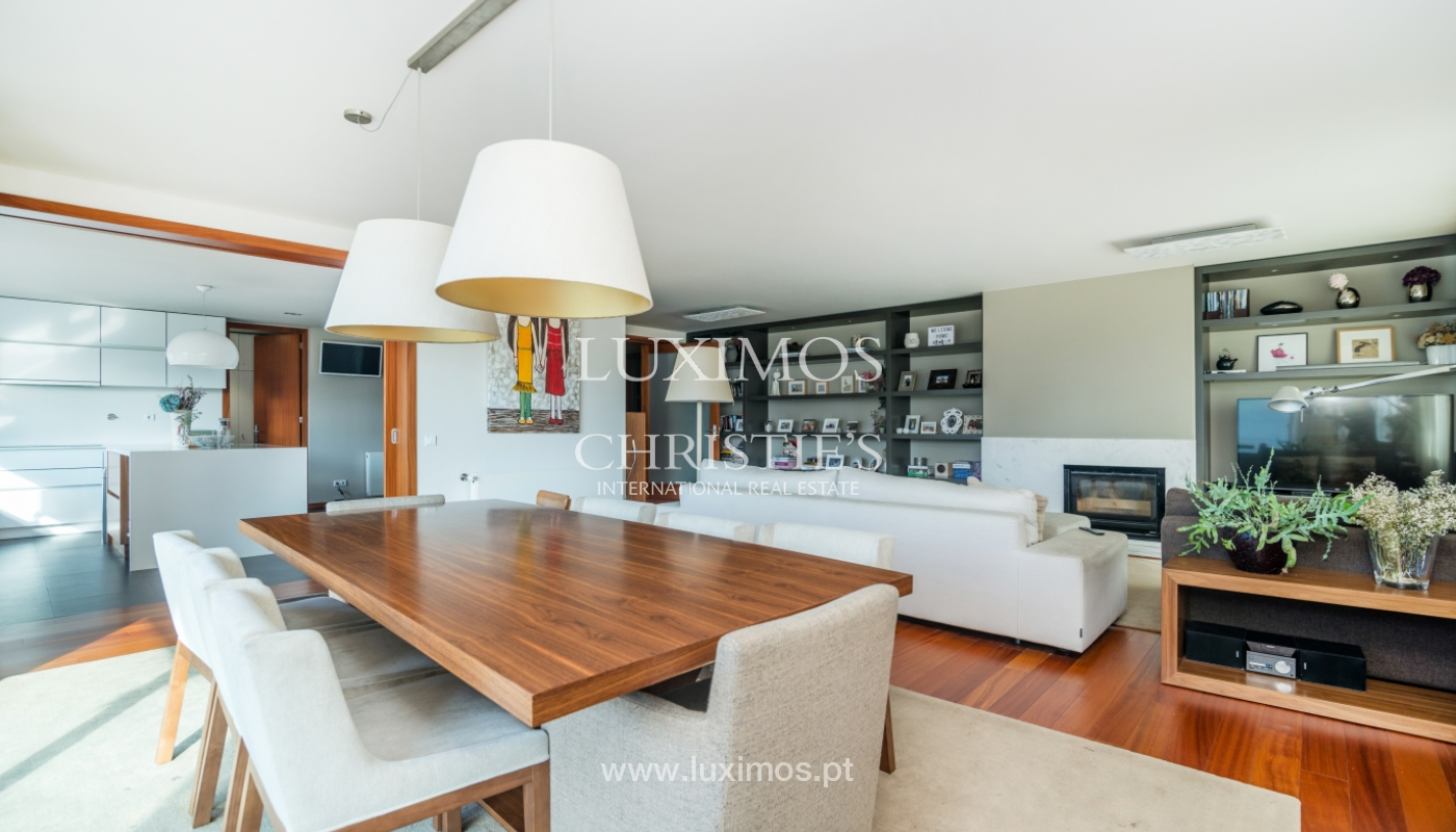 Sale of apartment, with sea view, in Matosinhos, Portugal_132106