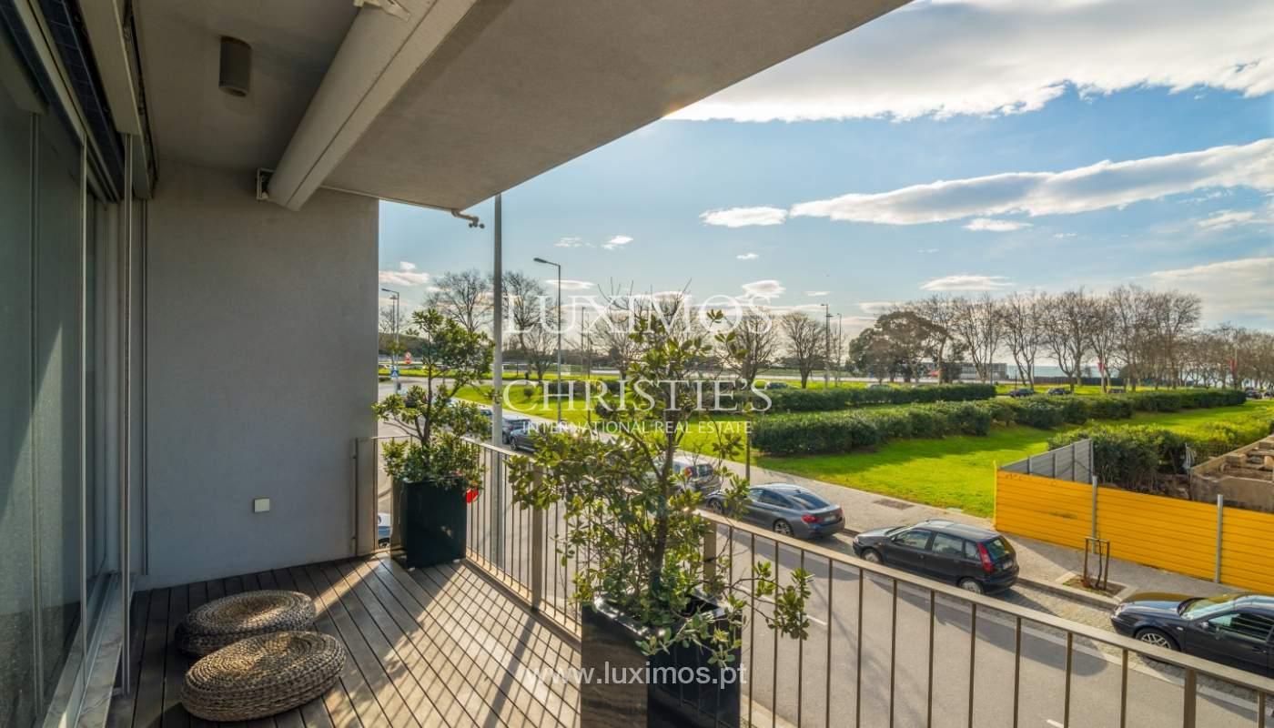 Verkauf einer Wohnung mit Meerblick in Matosinhos, Portugal_132107