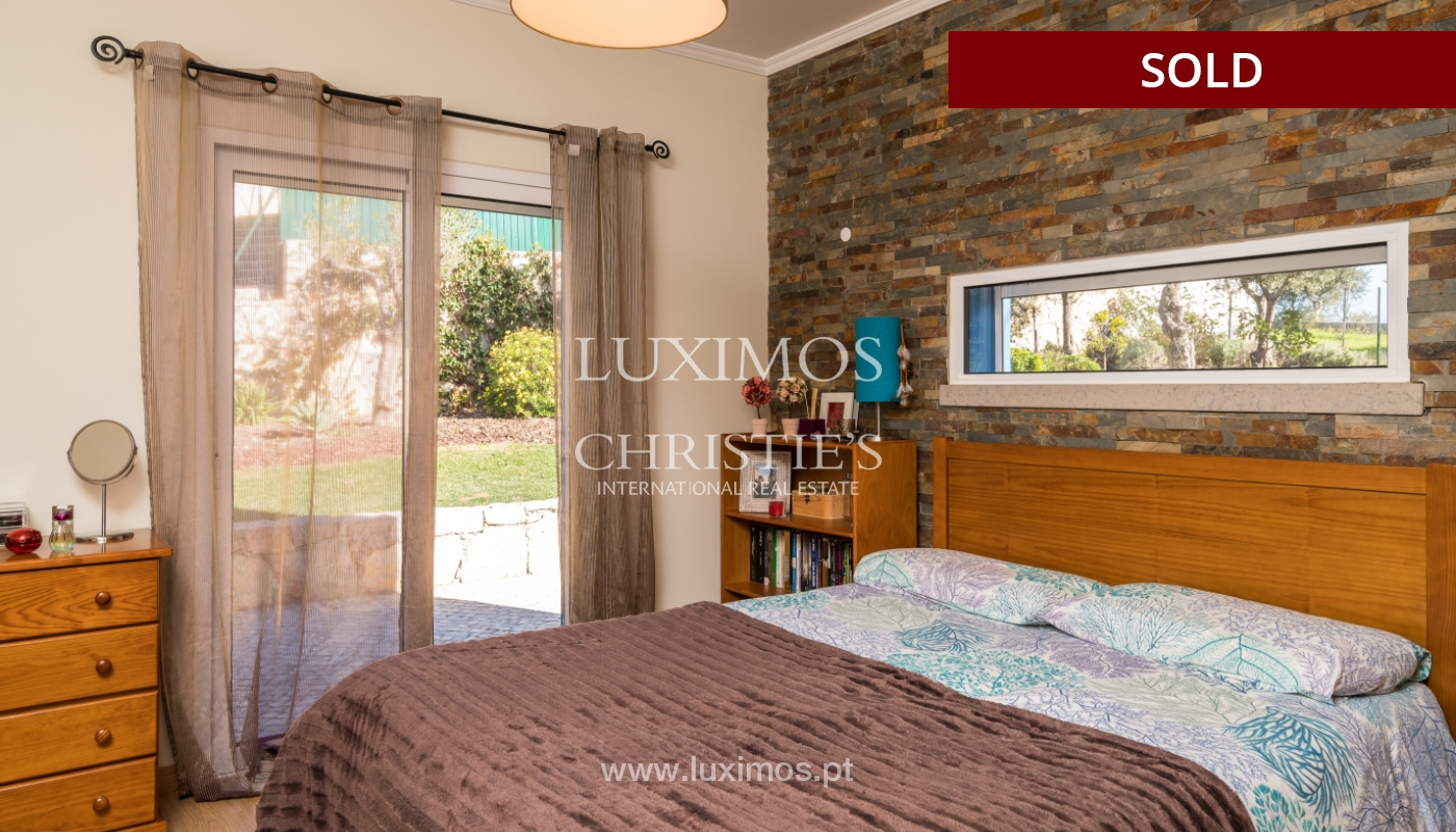 The sale of a house with a swimming pool in São Brás de Alportel, in the Algarve_132165