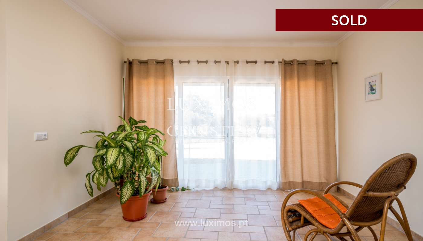 The sale of a house with a swimming pool in São Brás de Alportel, in the Algarve_132172