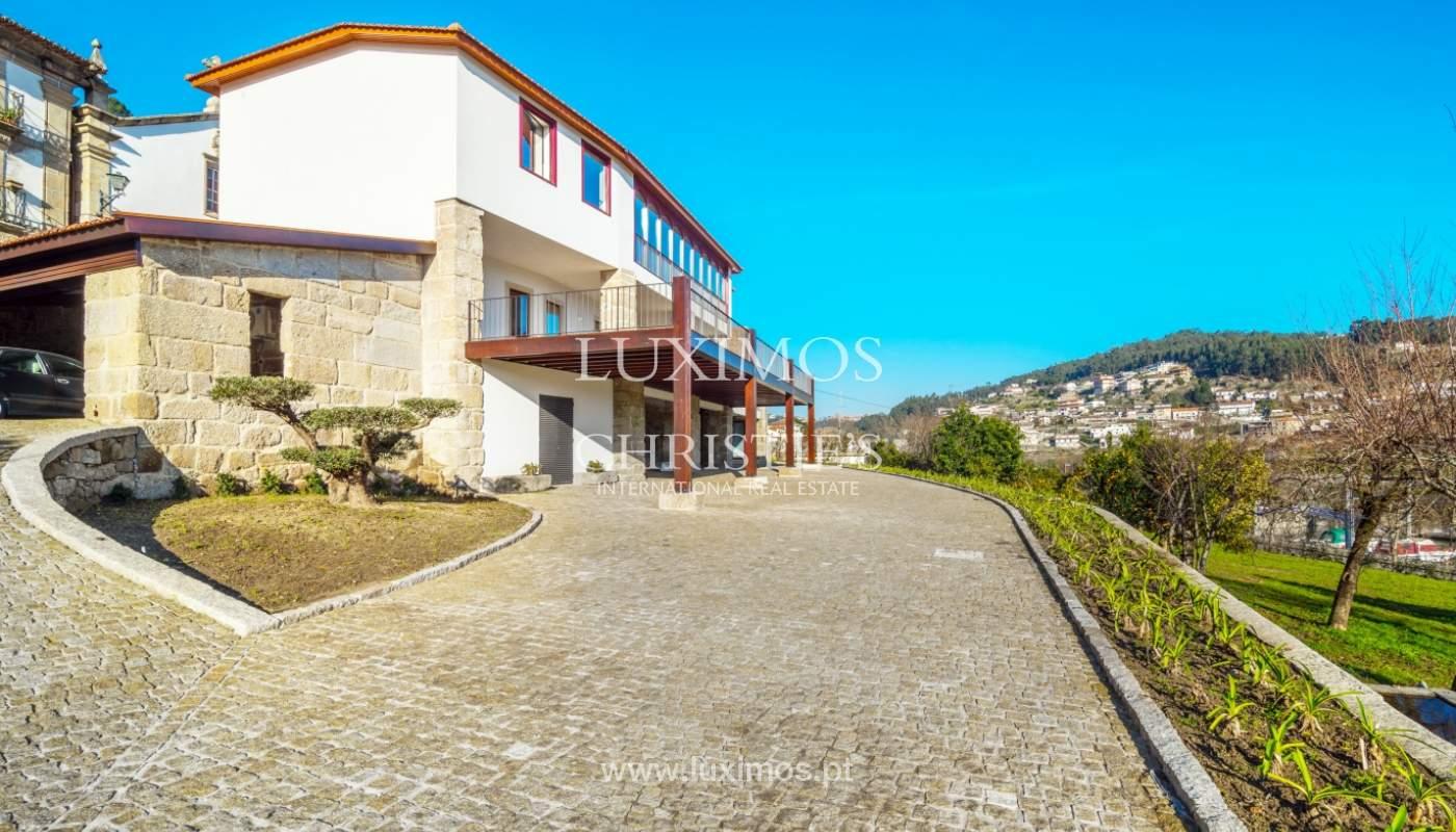 Solar abrasonado com apartamentos independentes, no Douro, Portugal_132237