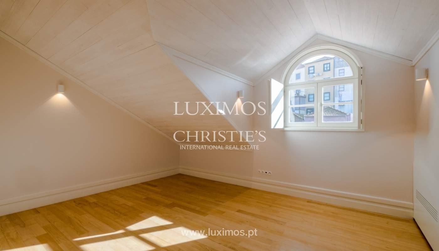 Apartamento Duplex, para venda, no centro histórico do Porto_132415
