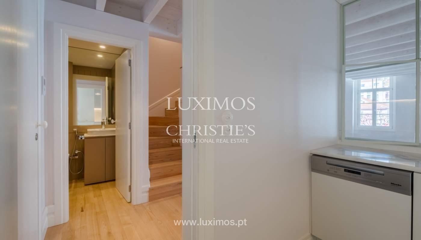 Apartamento Duplex, para venda, no centro histórico do Porto_132438