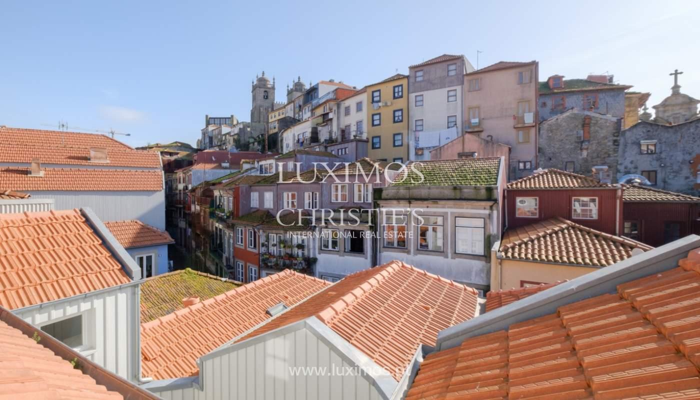 Apartamento Duplex, para venda, no centro histórico do Porto_132454
