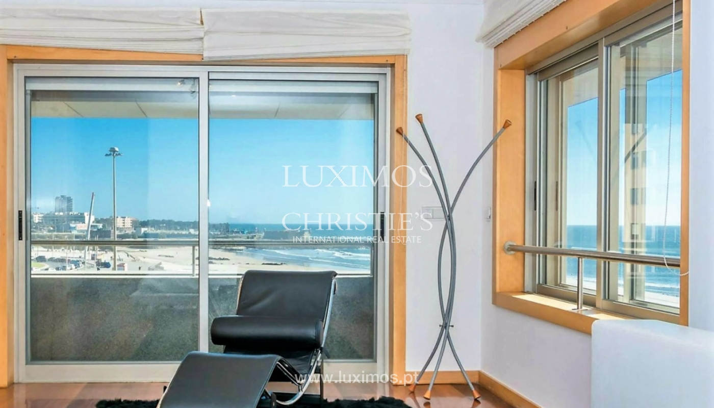 Apartment with sea front and ocean views, Matosinhos, Porto, Portugal_132556