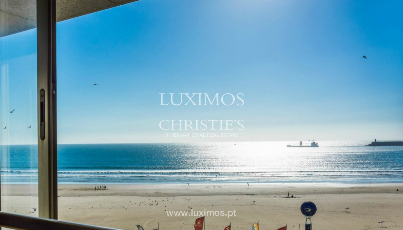 Apartment with sea front and ocean views, Matosinhos, Porto, Portugal_132557