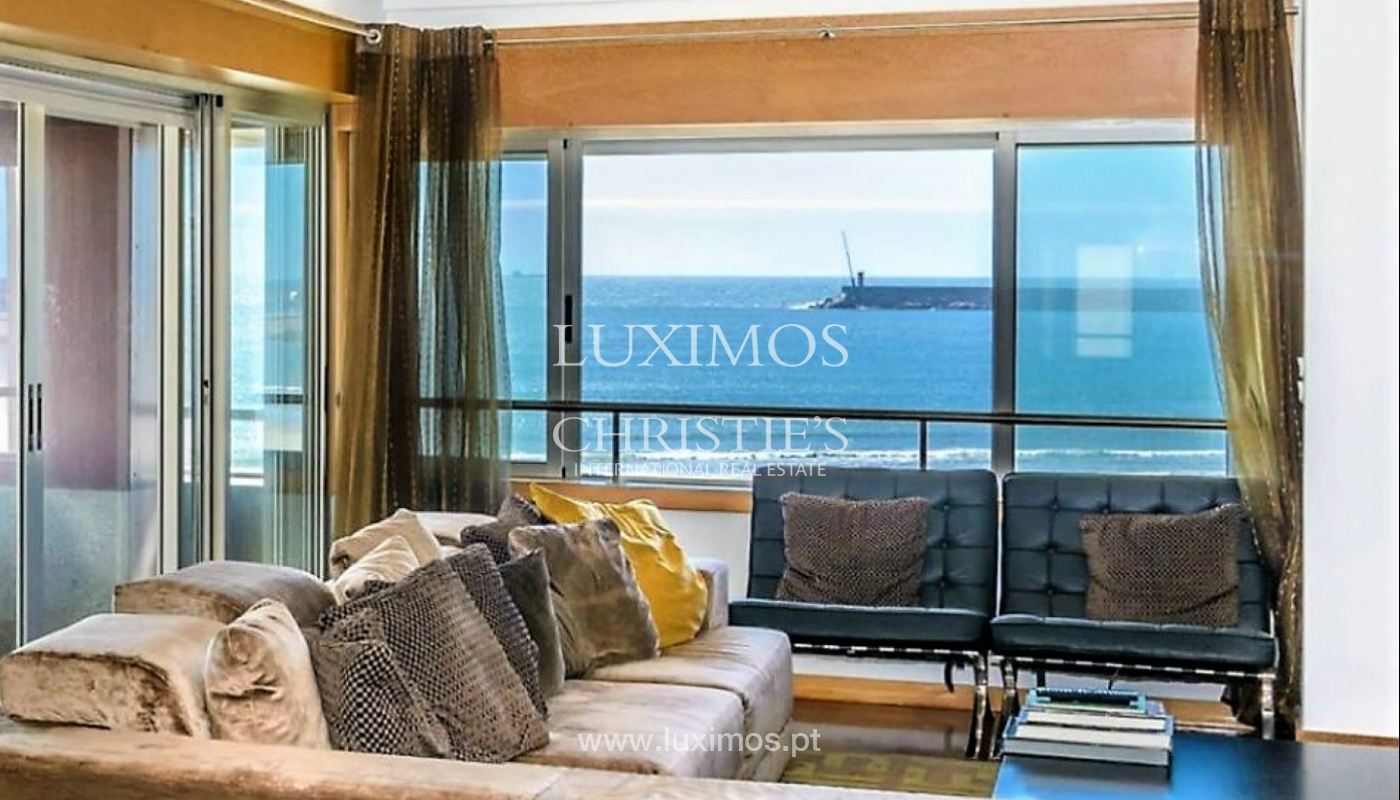 Apartment with sea front and ocean views, Matosinhos, Porto, Portugal_132558
