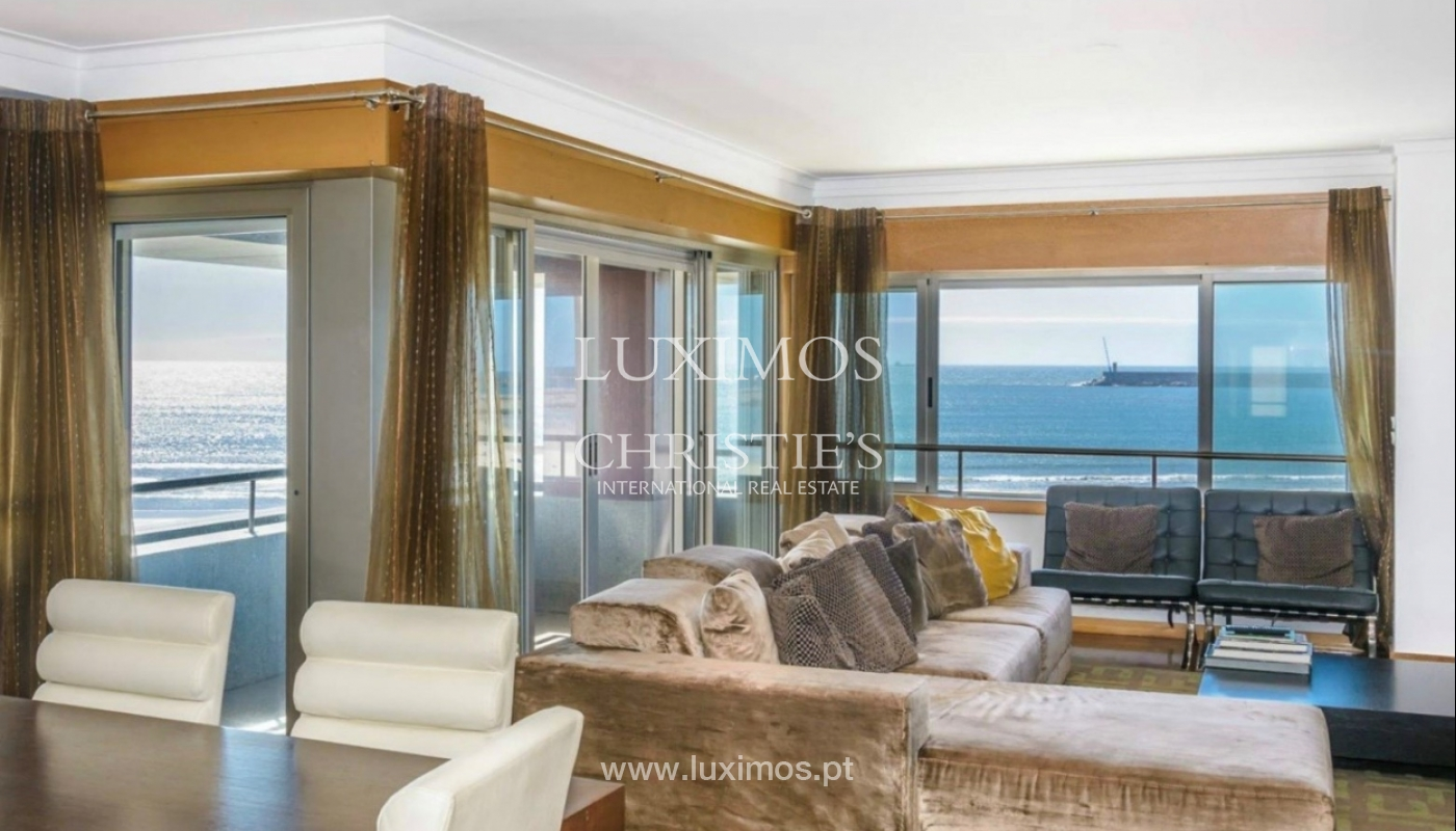 Apartment with sea front and ocean views, Matosinhos, Porto, Portugal_132559