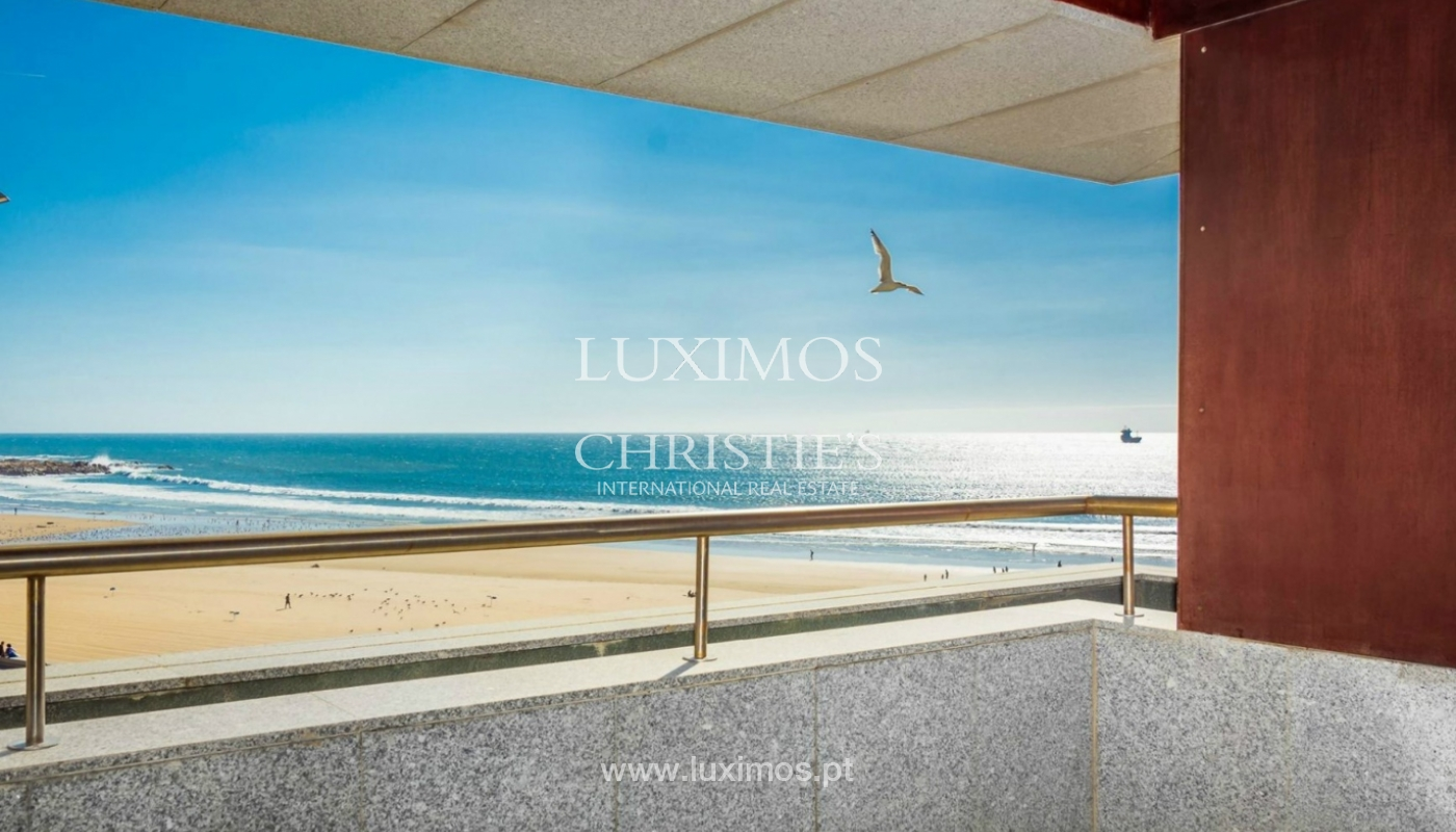 Apartment with sea front and ocean views, Matosinhos, Porto, Portugal_132562
