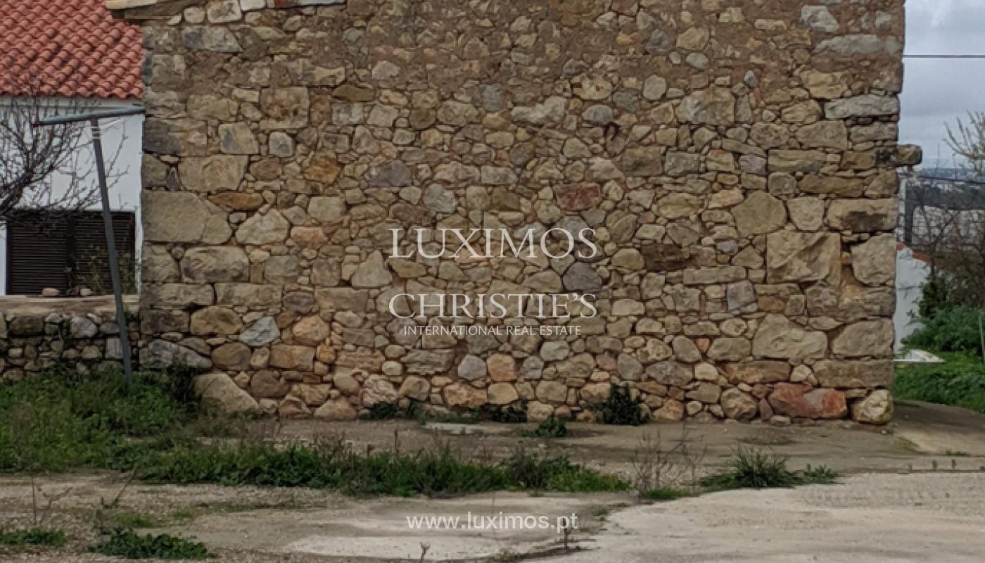 Venta de terreno con ruina en Boliqueime, Loulé, Algarve, Portugal_132595