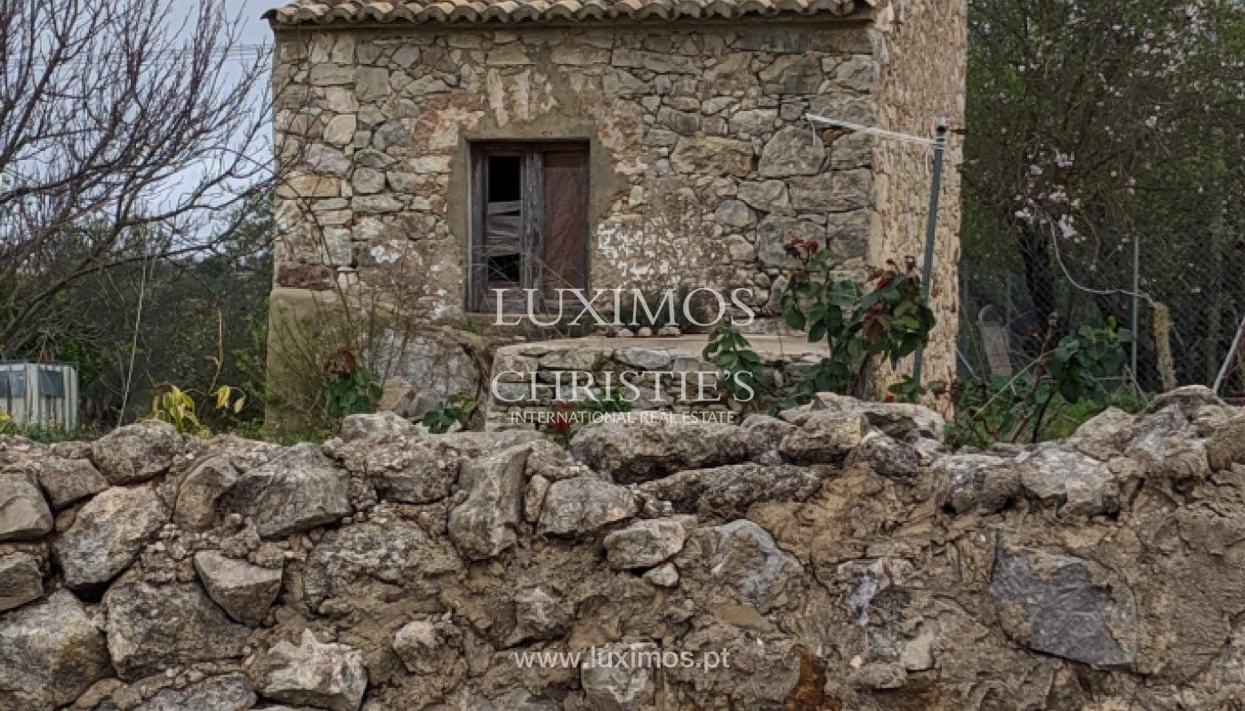 Venta de terreno con ruina en Boliqueime, Loulé, Algarve, Portugal_132602