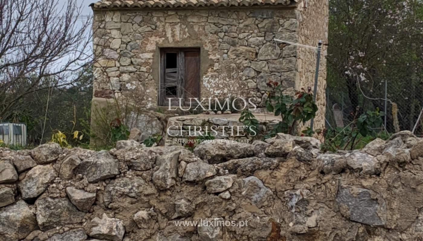 Venta de terreno con ruina en Boliqueime, Loulé, Algarve, Portugal_132614