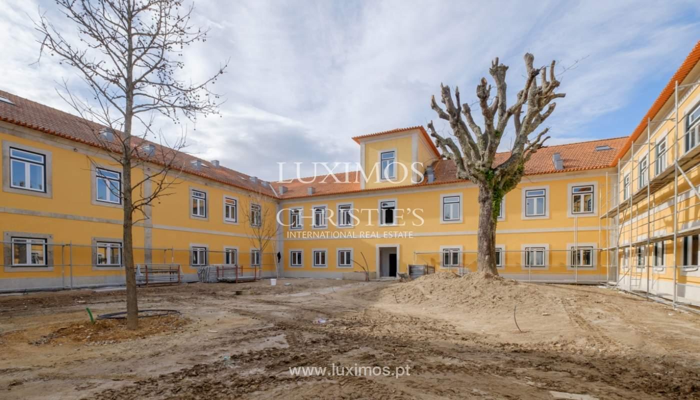 Neue Wohnung in luxuriöser geschlossener Eigentumswohnung, Porto, Portugal_132729