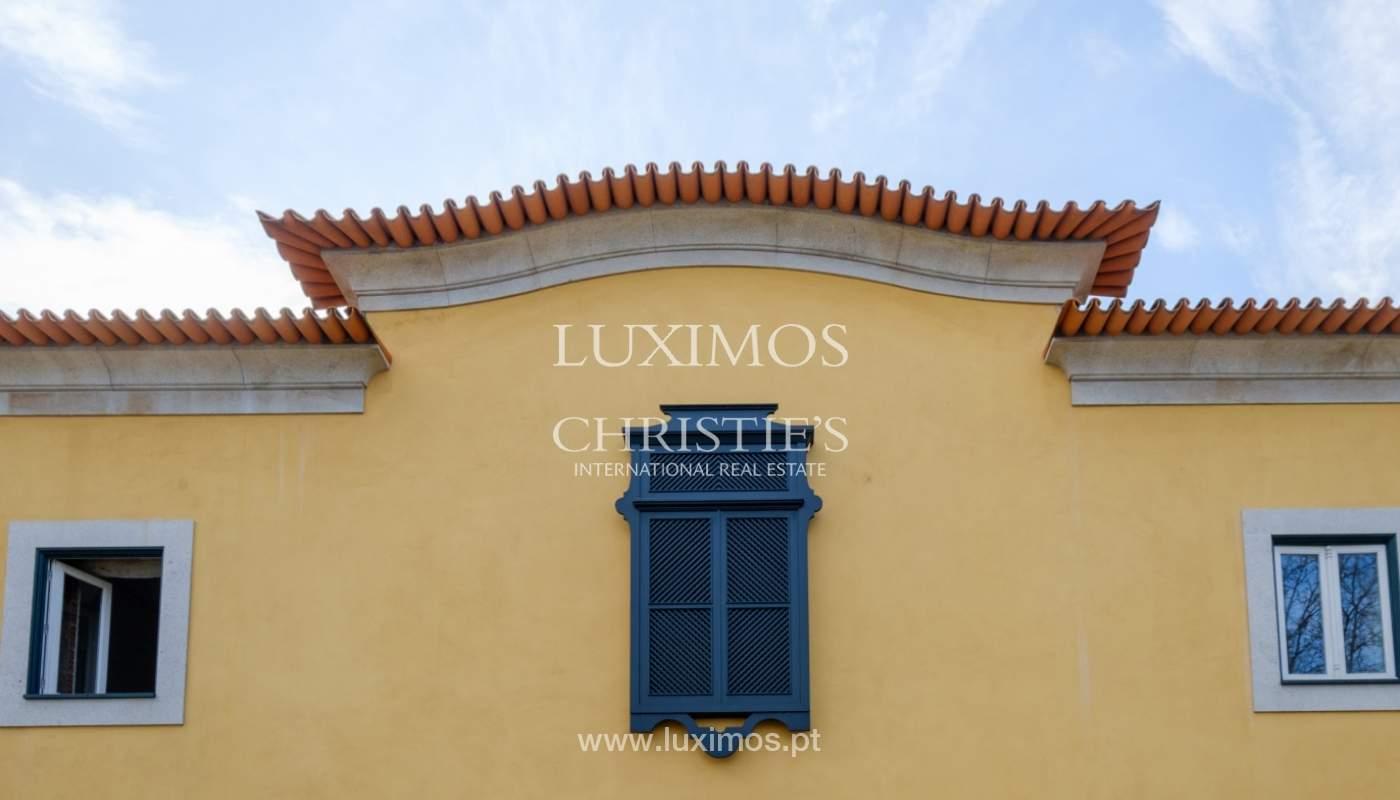 Apartamento novo e moderno, em condomínio fechado de luxo, Porto_132865
