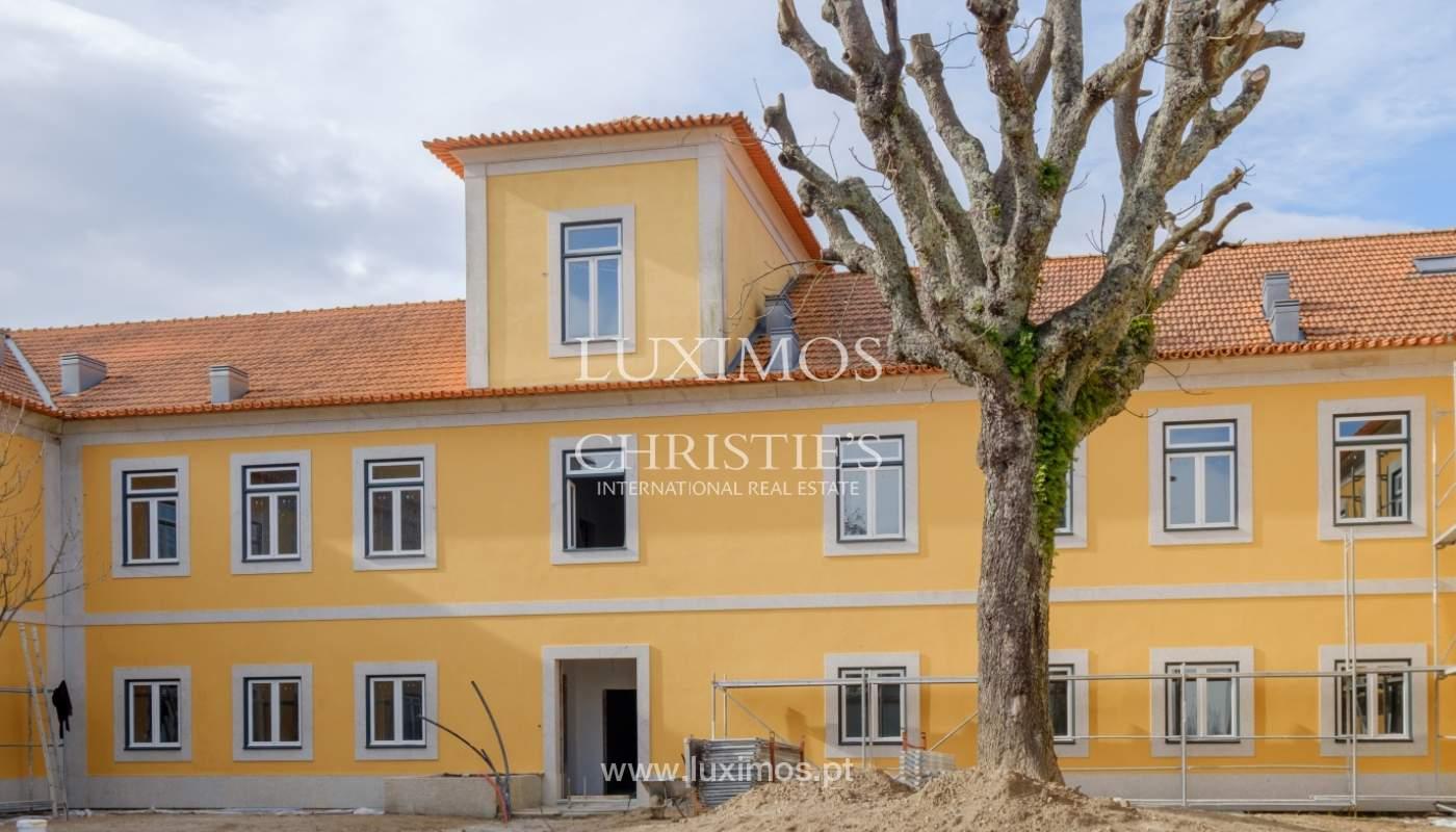 Apartamento novo e moderno, em condomínio fechado de luxo, Porto_132881
