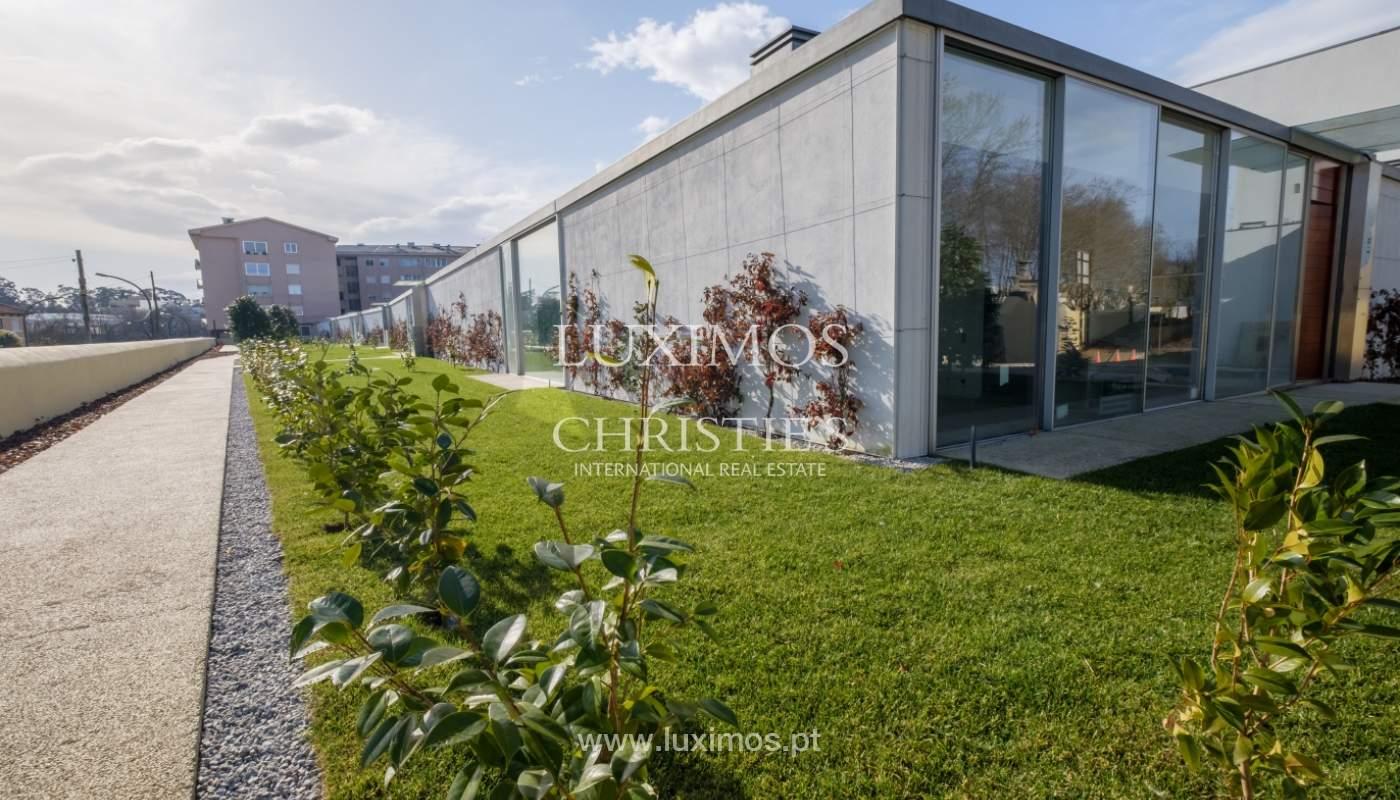 Moradia nova e moderna, em condomínio fechado de luxo, Porto_132883