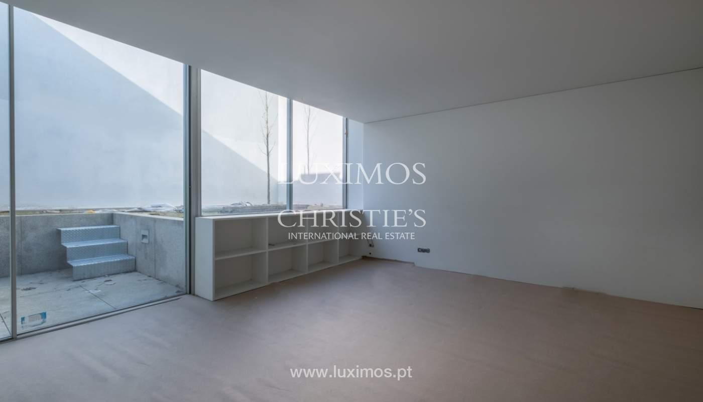 Moradia nova e moderna, em condomínio fechado de luxo, Porto_132886