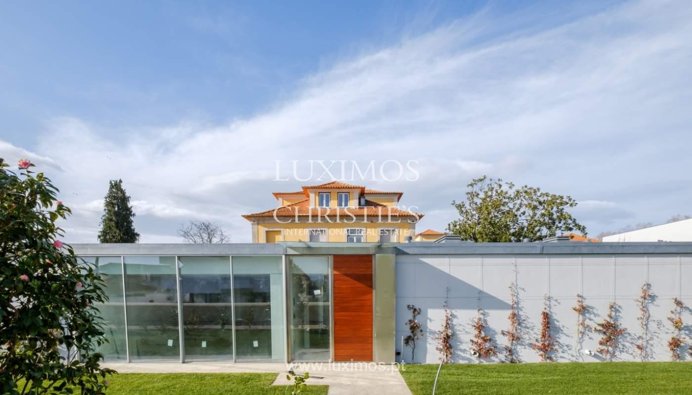 Moradia nova e moderna, em condomínio fechado de luxo, Porto_132906