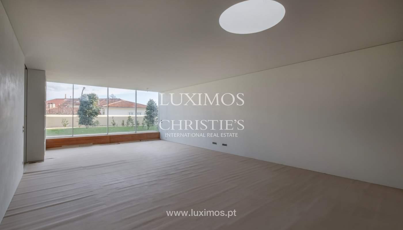 Neue Wohnung in luxuriöser geschlossener Eigentumswohnung, Porto, Portugal_133026