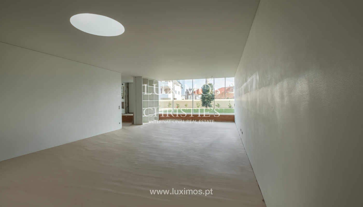 Moradia nova e moderna, em condomínio fechado de luxo, Porto_133182