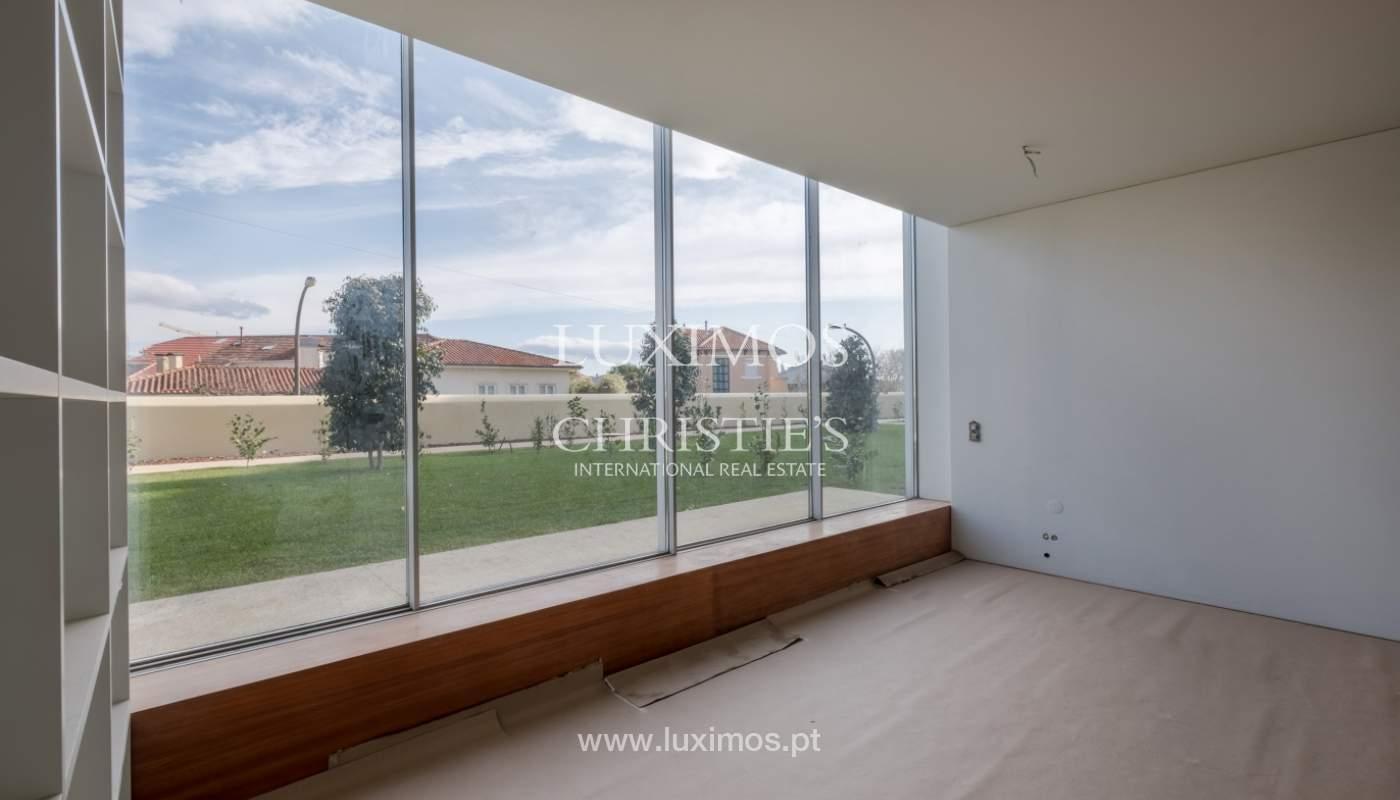 Moradia nova e moderna, em condomínio fechado de luxo, Porto_133187