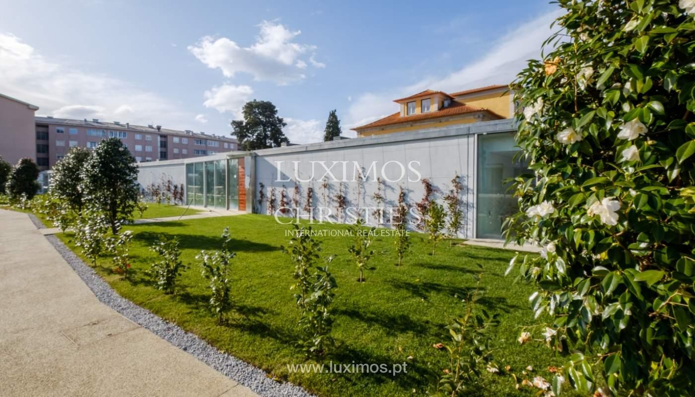 Moradia nova e moderna, em condomínio fechado de luxo, Porto_133201