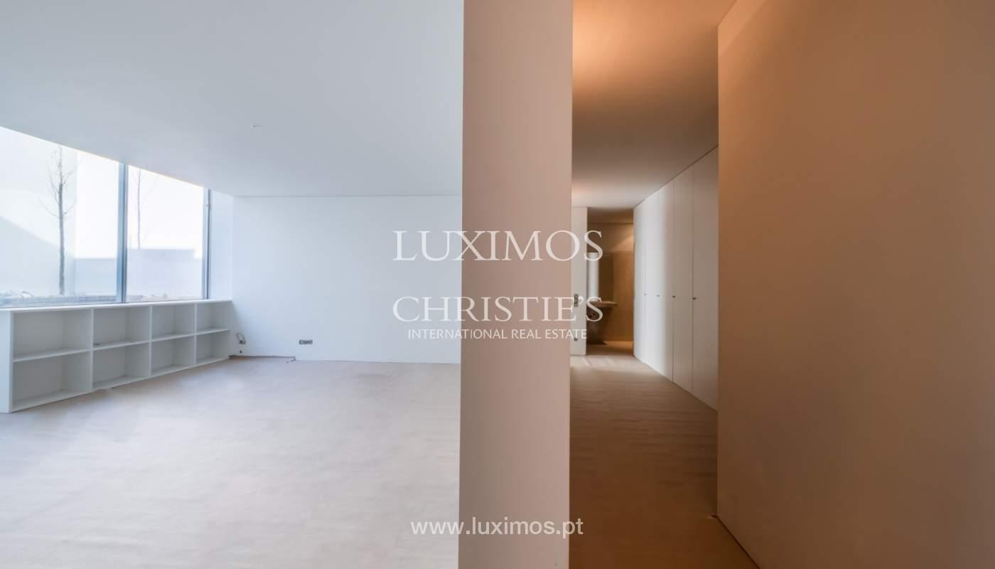 Moradia nova e moderna, em condomínio fechado de luxo, Porto_133206