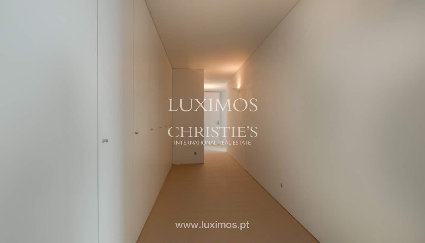 Neue Wohnung in luxuriöser geschlossener Eigentumswohnung, Porto, Portugal_133214