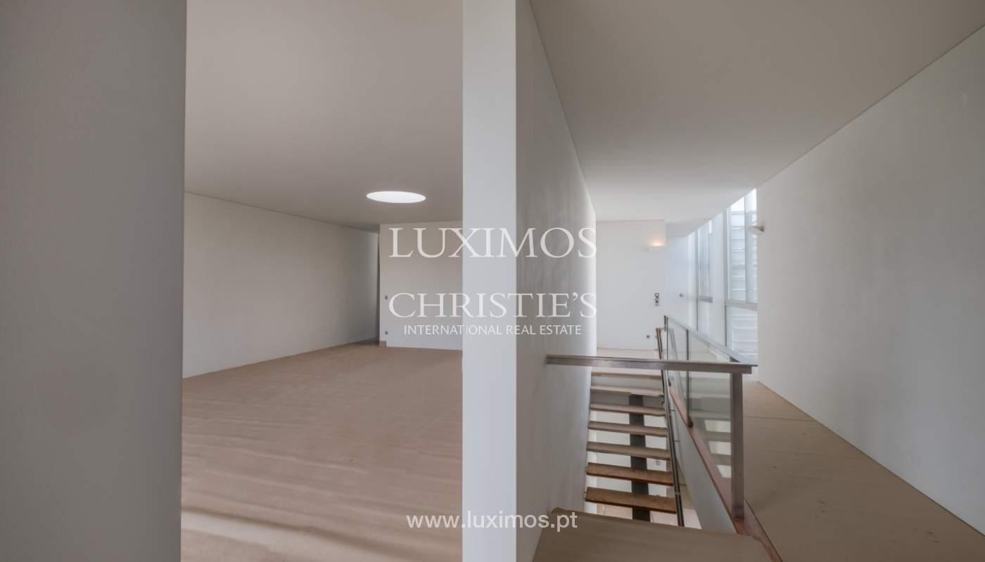 Neue Wohnung in luxuriöser geschlossener Eigentumswohnung, Porto, Portugal_133386