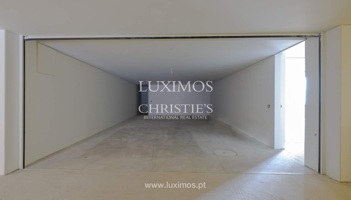 Neue Wohnung in luxuriöser geschlossener Eigentumswohnung, Porto, Portugal_133393