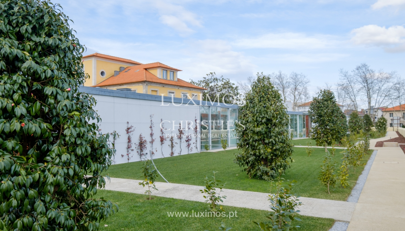 Neue Wohnung in luxuriöser geschlossener Eigentumswohnung, Porto, Portugal_133394