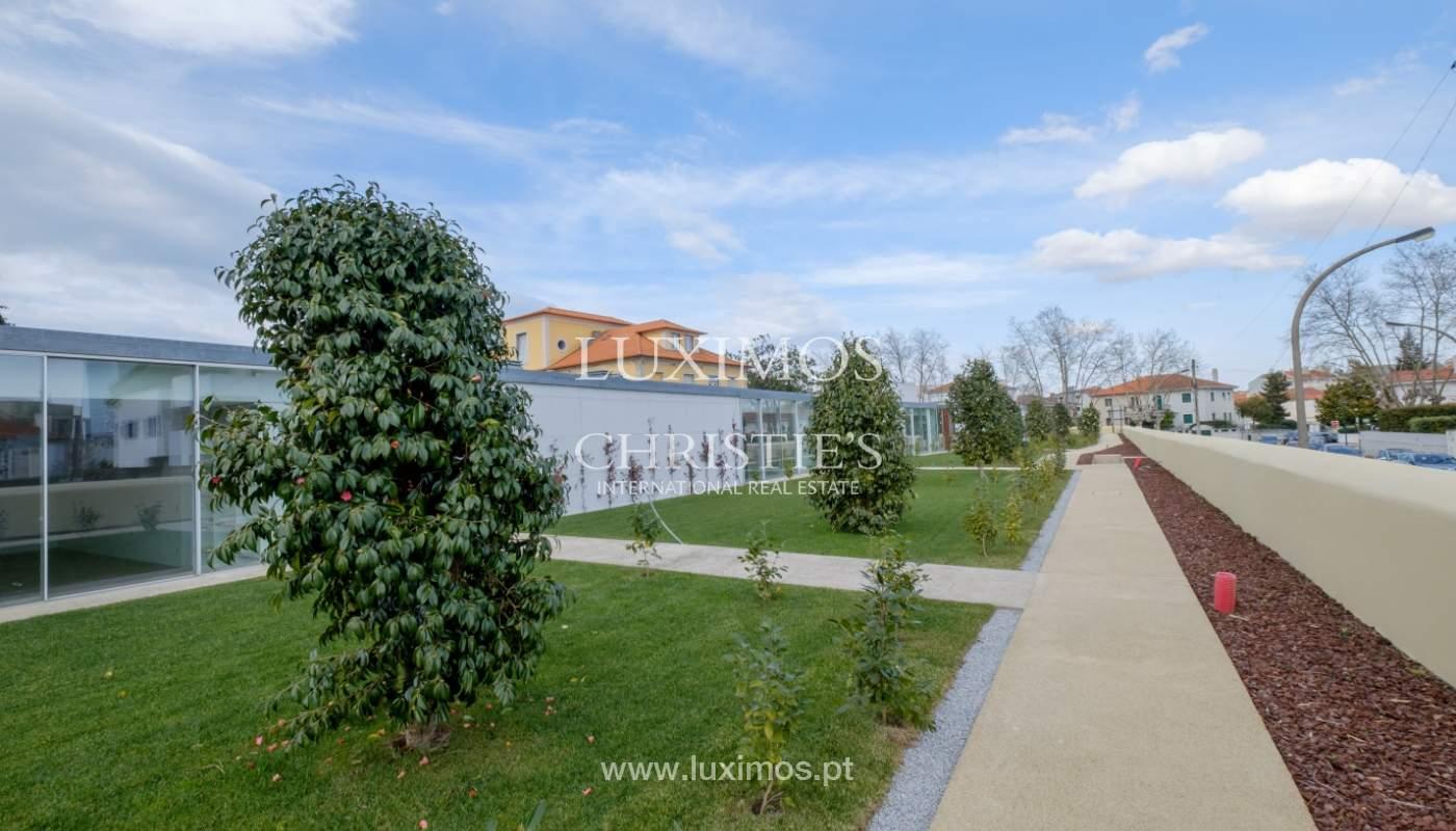 Neue Wohnung in luxuriöser geschlossener Eigentumswohnung, Porto, Portugal_133397