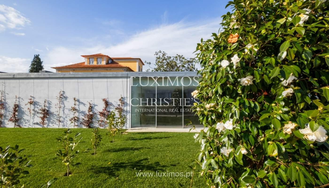 Neue Wohnung in luxuriöser geschlossener Eigentumswohnung, Porto, Portugal_133401