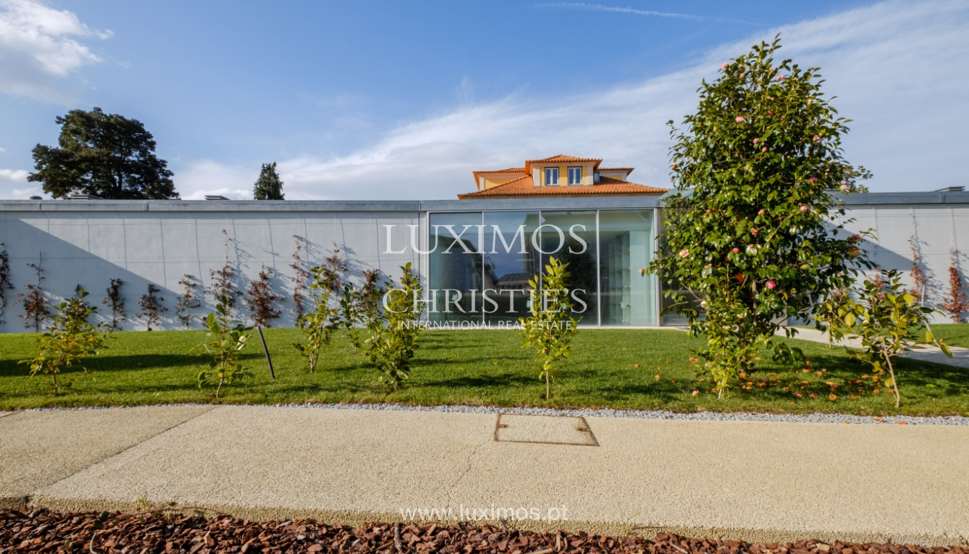 Neue Wohnung in luxuriöser geschlossener Eigentumswohnung, Porto, Portugal_133405