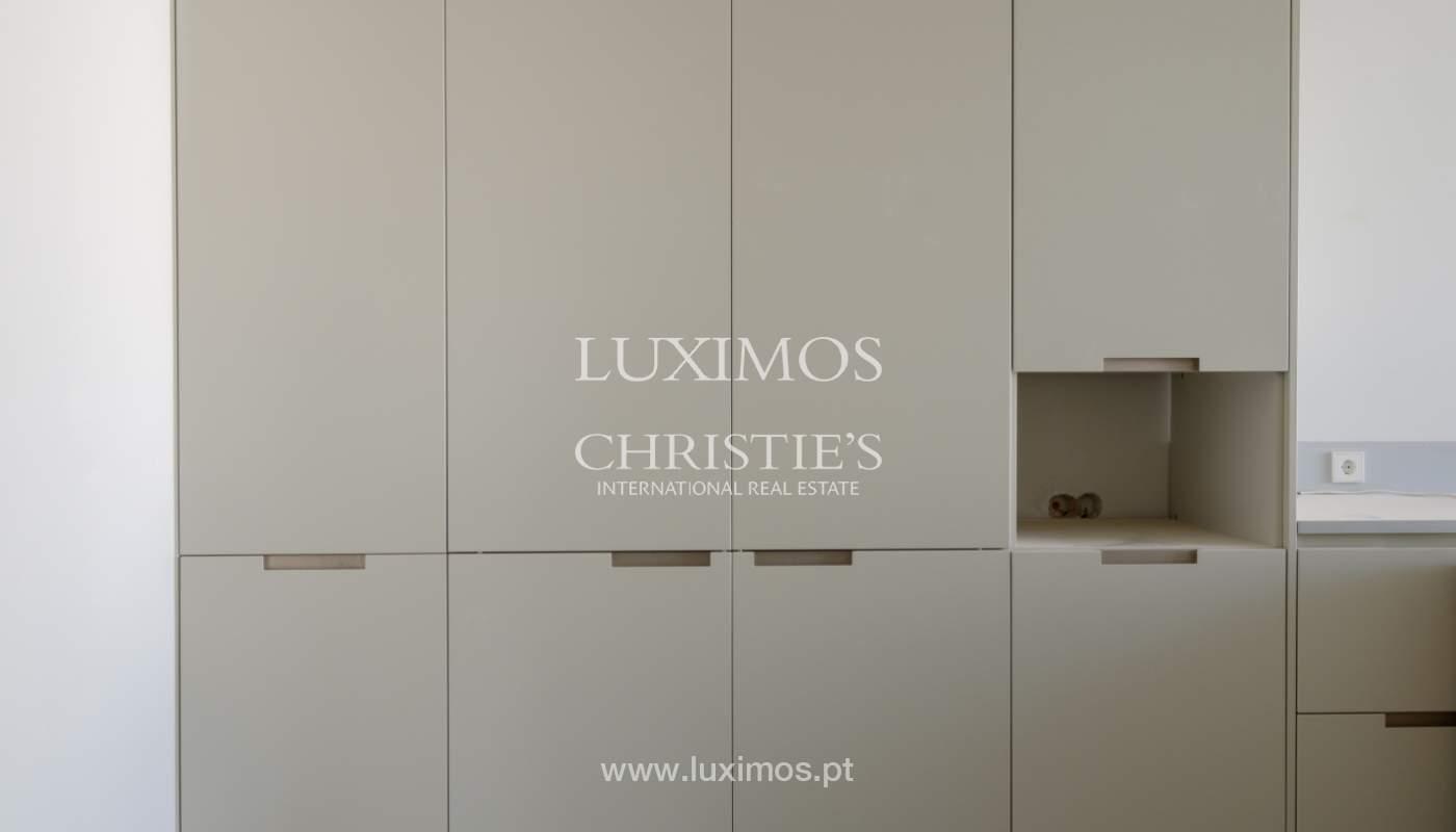Neue Wohnung in luxuriöser geschlossener Eigentumswohnung, Porto, Portugal_133416