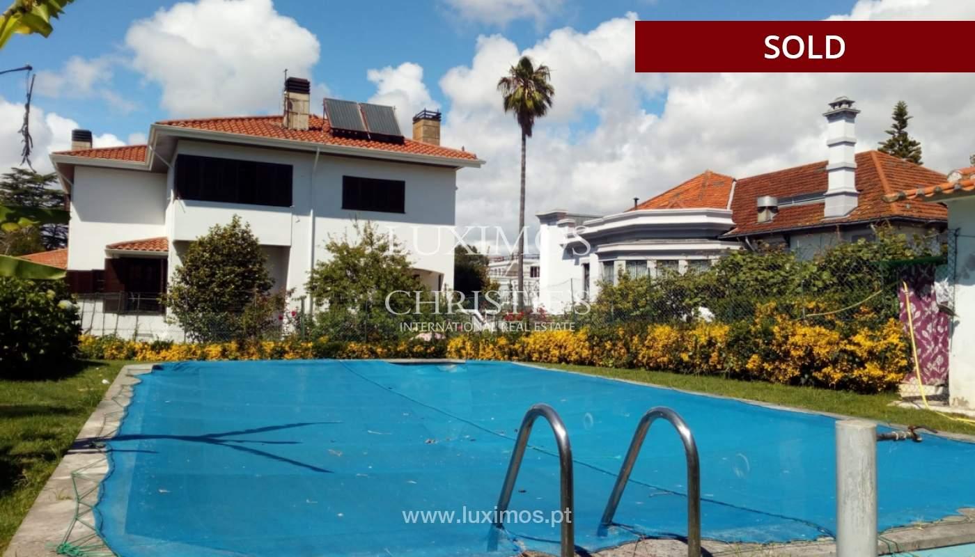 Verkauf-villa 4 Fronten mit Garten und pool, Boavista, Porto, Portugal _133508
