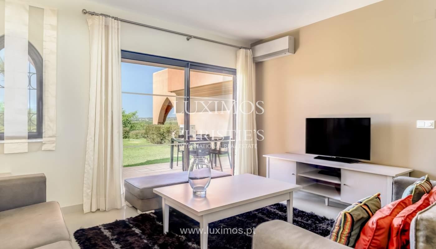 Sale of contemporary apartment in exclusive Golf Resort, Algarve._133603