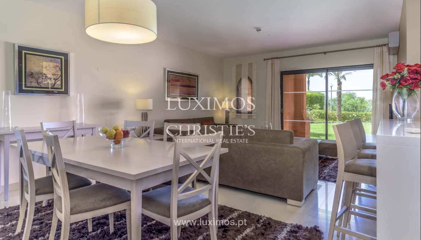Sale of contemporary apartment in exclusive Golf Resort, Algarve._133604
