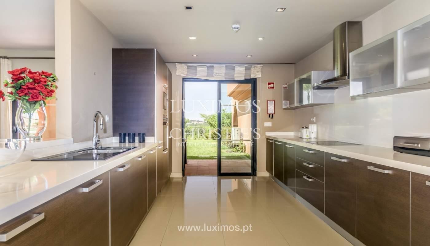 Sale of contemporary apartment in exclusive Golf Resort, Algarve._133605