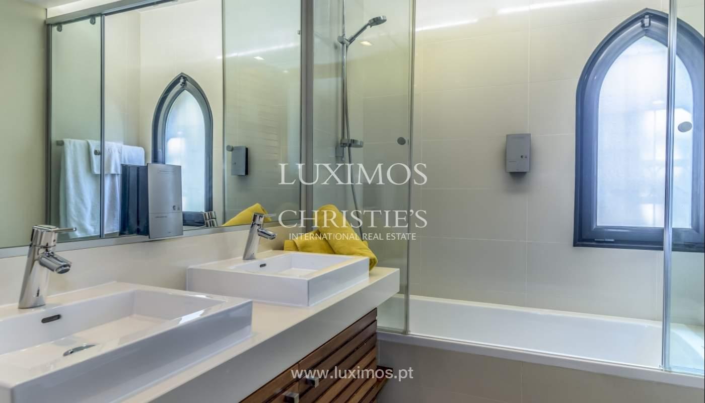 Sale of contemporary apartment in exclusive Golf Resort, Algarve._133606